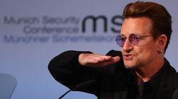 La confessione di Bono:
