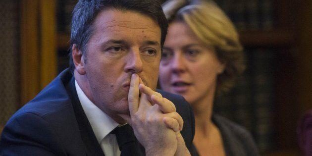 Renzi sposa la linea Gentiloni sul Pd