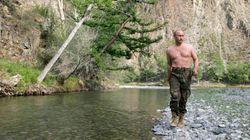 Il calendario 2018 di Vladimir Putin in edizione limitata. Solo per uomini