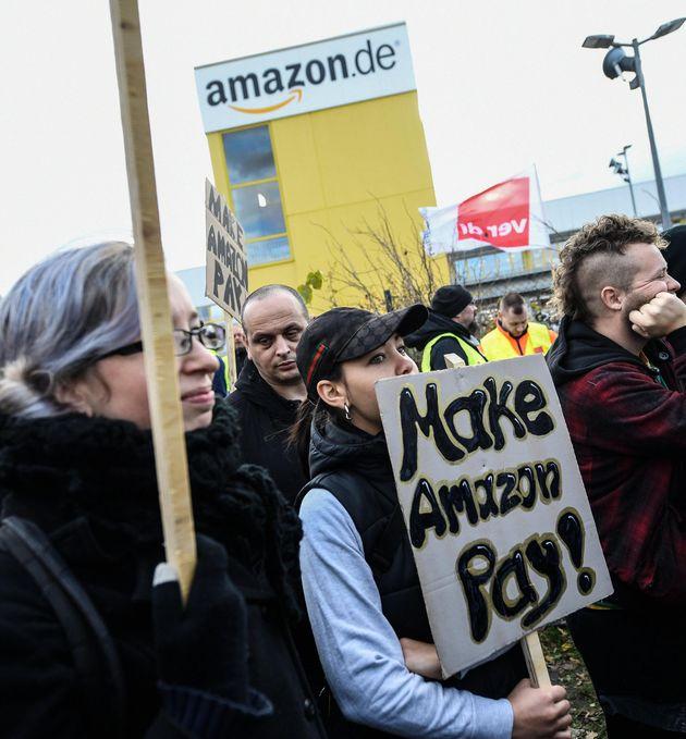 Sciopero del Black Friday. Da Amazon Italia la protesta si estende in