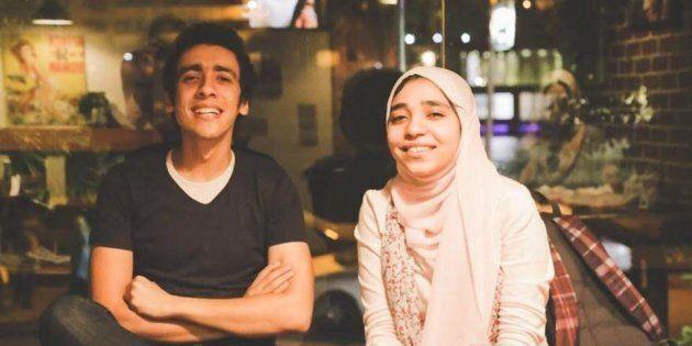 L'amore impossibile di Esraa e Omar in Egitto.