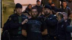 Le immagini inedite dell'arresto di Igor. Carabinieri: