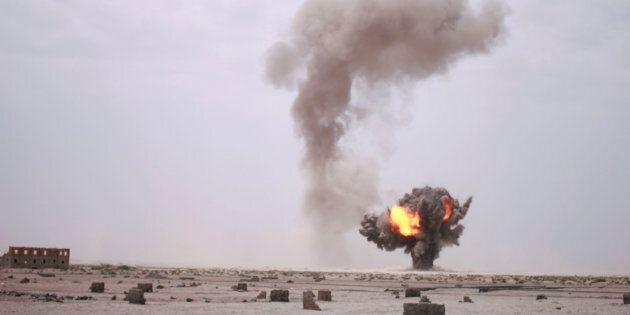 La rabbia delle Ong, il Parlamento sapeva delle bombe e ha ratificato la vergogna in