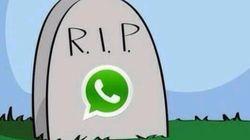 Whatsapp down, l'applicazione si blocca la sera della vigilia di
