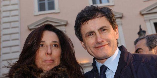 Gianni Alemanno e Isabella Rauti si separano di nuovo: