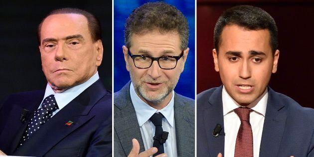 Un milione in più per Silvio. Berlusconi stacca negli ascolti Luigi Di