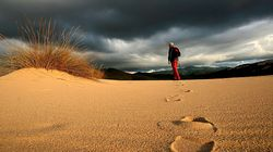 Matoforu e le sue storie sulle dune del deserto