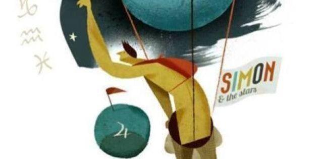 L'oroscopo settimanale di Simon and the Stars (dal 27 novembre al 3