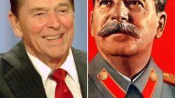 Stalin e Ronald Reagan star al cinema: quando la politica diventa