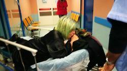 Letizia Battaglia in ospedale, la denuncia della figlia: