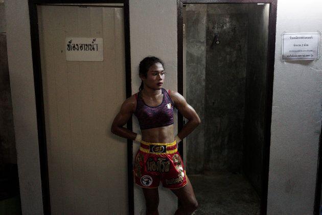 Nong Rose è una pugile transgender e il prossimo 6 gennaio sfiderà un uomo a