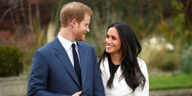Harry e Meghan si sposano. La futura principessa: