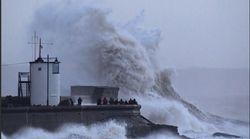 La tempesta Eleanor mette ko il Nord Europa: cancellati centinaia di voli, forti disagi in Francia e