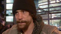 Il senzatetto definito