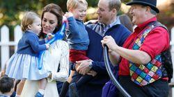Gli esperti spiegano perché nelle foto è sempre William a prendersi cura di