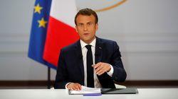 Revivez la conférence de presse de Macron minute par