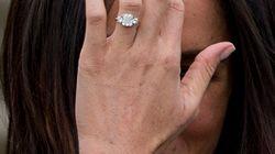 Gli esperti hanno stimato l'anello di fidanzamento di Megan Markle e il valore è