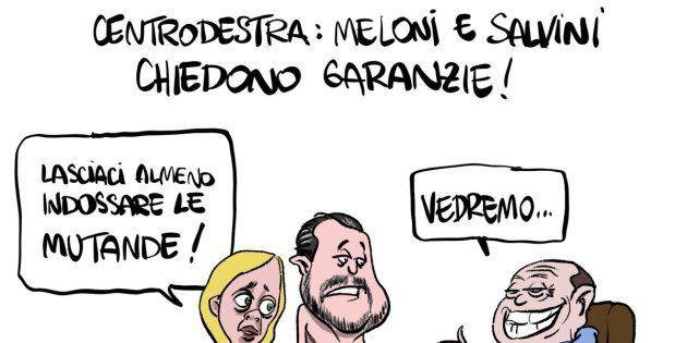 Improta, il Forattini del Movimento 5 Stelle, si candida: