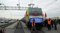Partito il primo treno merci Italia-Cina, impiegherà 18 giorni lungo la