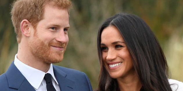 Il matrimonio del principe Harry e Meghan Markle frutterà alla Gran Bretagna una cifra
