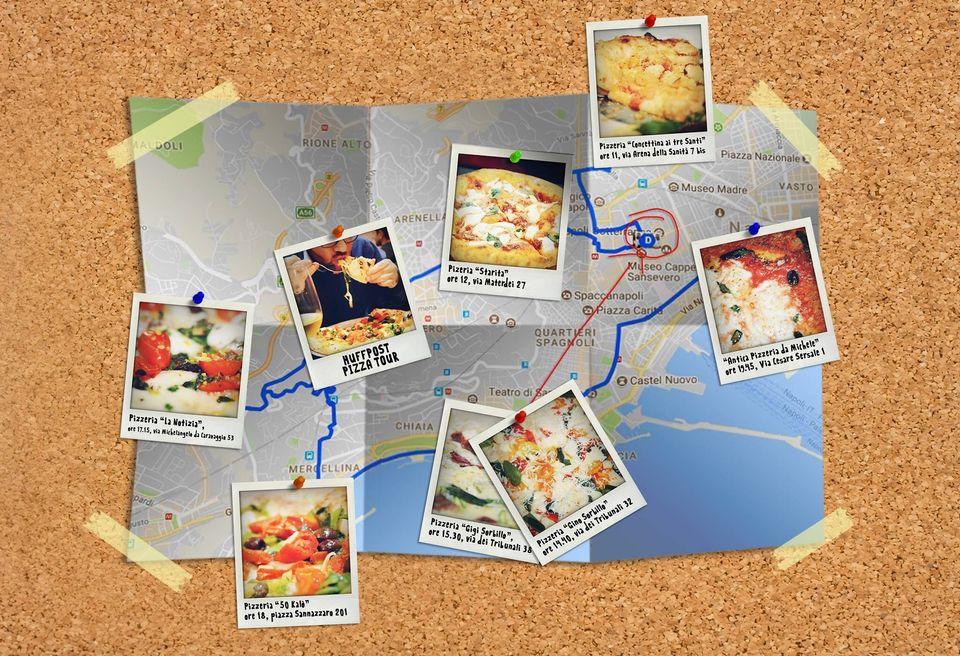 Ho provato le 7 migliori pizze d'Italia in 24 ore. Sono tutte a Napoli: