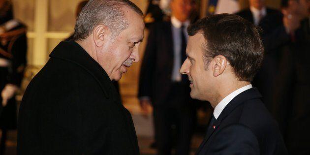 (Photo by Turkish Presidency / Yasin Bulbul / Handout/Anadolu Agency/Getty
