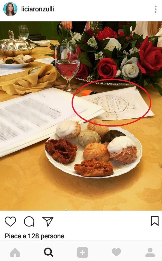 Ecco il simbolo della coalizione di centrodestra (per le circoscrizioni estere): postato dalla Ronzulli...
