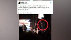 Fabio Volo pressa e polemizza con Renzi sullo ius soli. Poi si alza e se ne va. Ma alla fine si scusa su