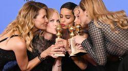 Il risveglio di Hollywood in total black, ai Golden Globes l'Italia resta a
