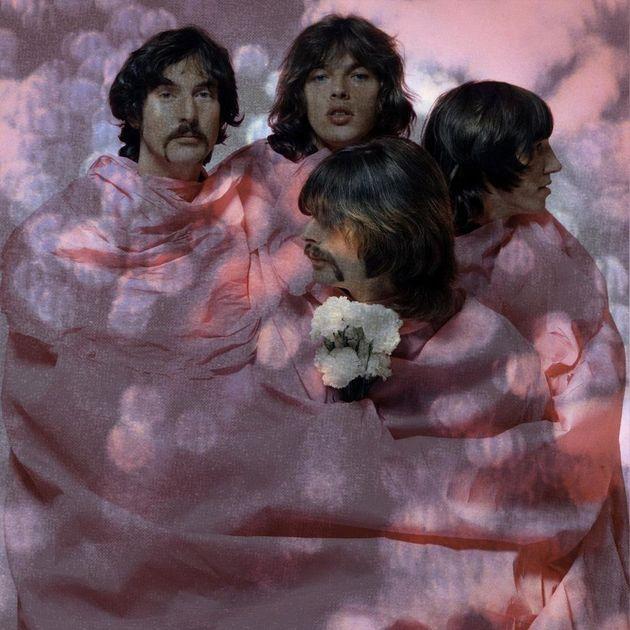 Un'immagine della retrospettiva epocale a 50 anni dalla nascita di uno dei gruppi musicali pi� innovativi...