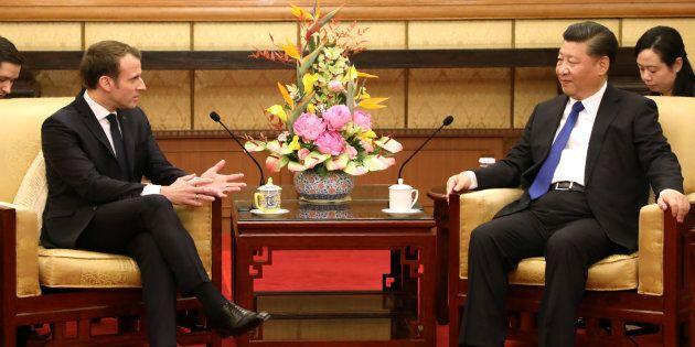 Xi Jinping, parla con me. Macron vuole diventare il primo interlocutore occidentale della