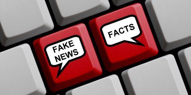 Le fake news sono il