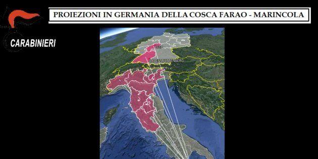 Racket di pane, vino e migranti in Italia e Germania: 169 arresti. Il clan Farao-Marincola dettava legge...