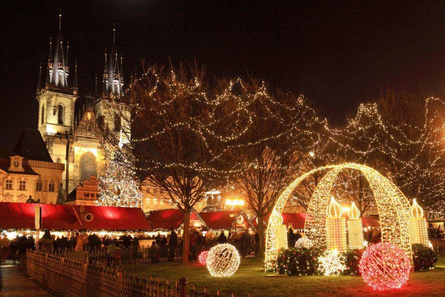Dai giardini di Copenhagen ai cannoli di Praga fino al regno di Natale a