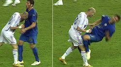 Dopo 12 anni un giocatore della Francia ha svelato di chi fu la colpa dell'espulsione di Zidane contro