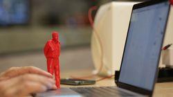 L'umarell portatile in 3D svolterà i vostri regali di