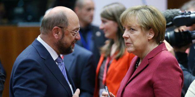 In Germania partono le trattative per la Grosse Koalition. L'indiscrezione della Bild. Schulz:
