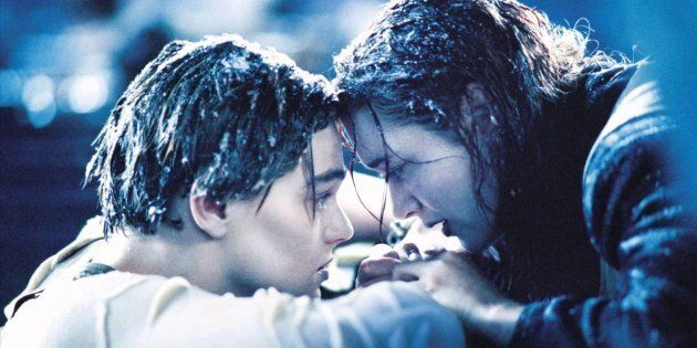 Kate Winslet ricrea la scena finale di