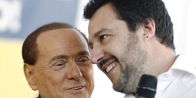Berlusconi-Salvini, coalizione di
