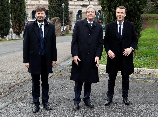 L'elogio di Macron: