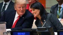 Trump sfila gli Usa dal patto Onu sull'immigrazione.