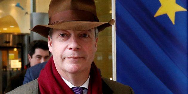 Farage ha cambiato idea: