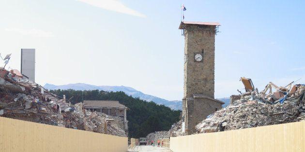 La terra trema di nuovo ad Amatrice: scossa di magnitudo 4.0 nella notte. Verifiche sulle