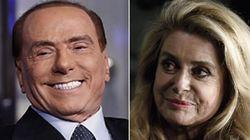 Berlusconi dà ragione a Deneuve: