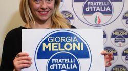 Dopo Berlusconi e Salvini, anche Giorgia Meloni mette il nome nel