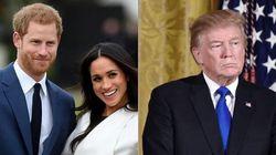 Harry e Meghan non invitano Trump al matrimonio: