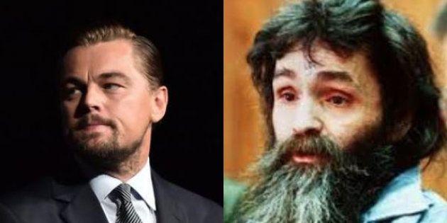Leonardo DiCaprio sarà Charles Manson nel nuovo film di