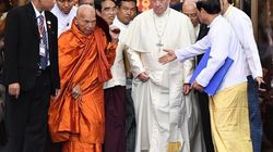 Il Papa, Buddha e San Francesco: ecco
