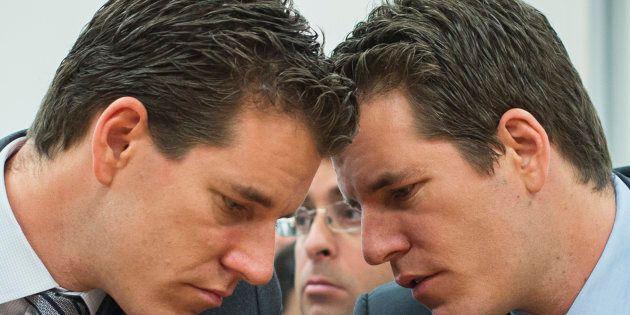 I gemelli Winklevoss si contesero la paternità di Facebook e oggi sono i primi miliardari di Bitcoin...