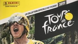 Panini lance un album de vignettes pour le Tour de